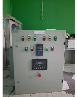 panel ats amf 80 kva