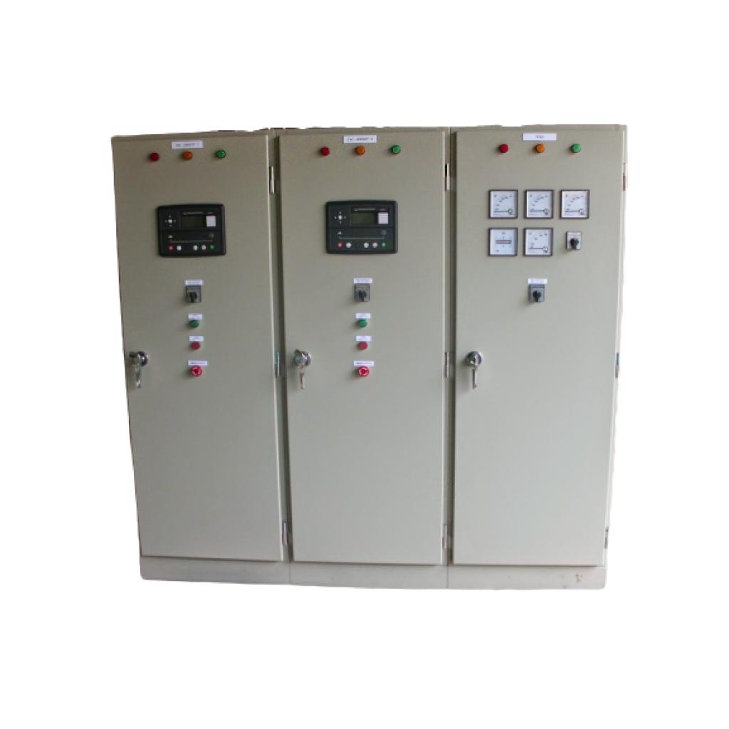 panel syncrone 800 kva