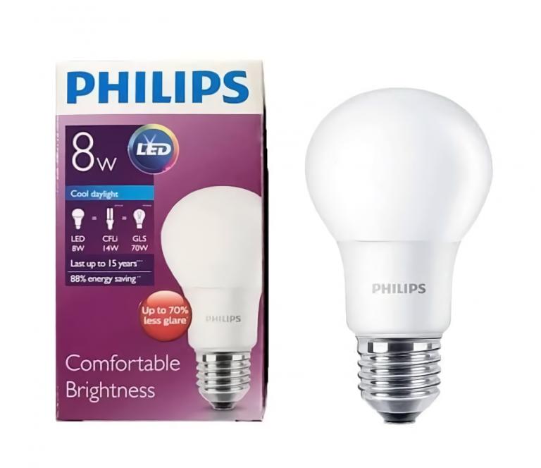 LED BULB Standard 8w Putih