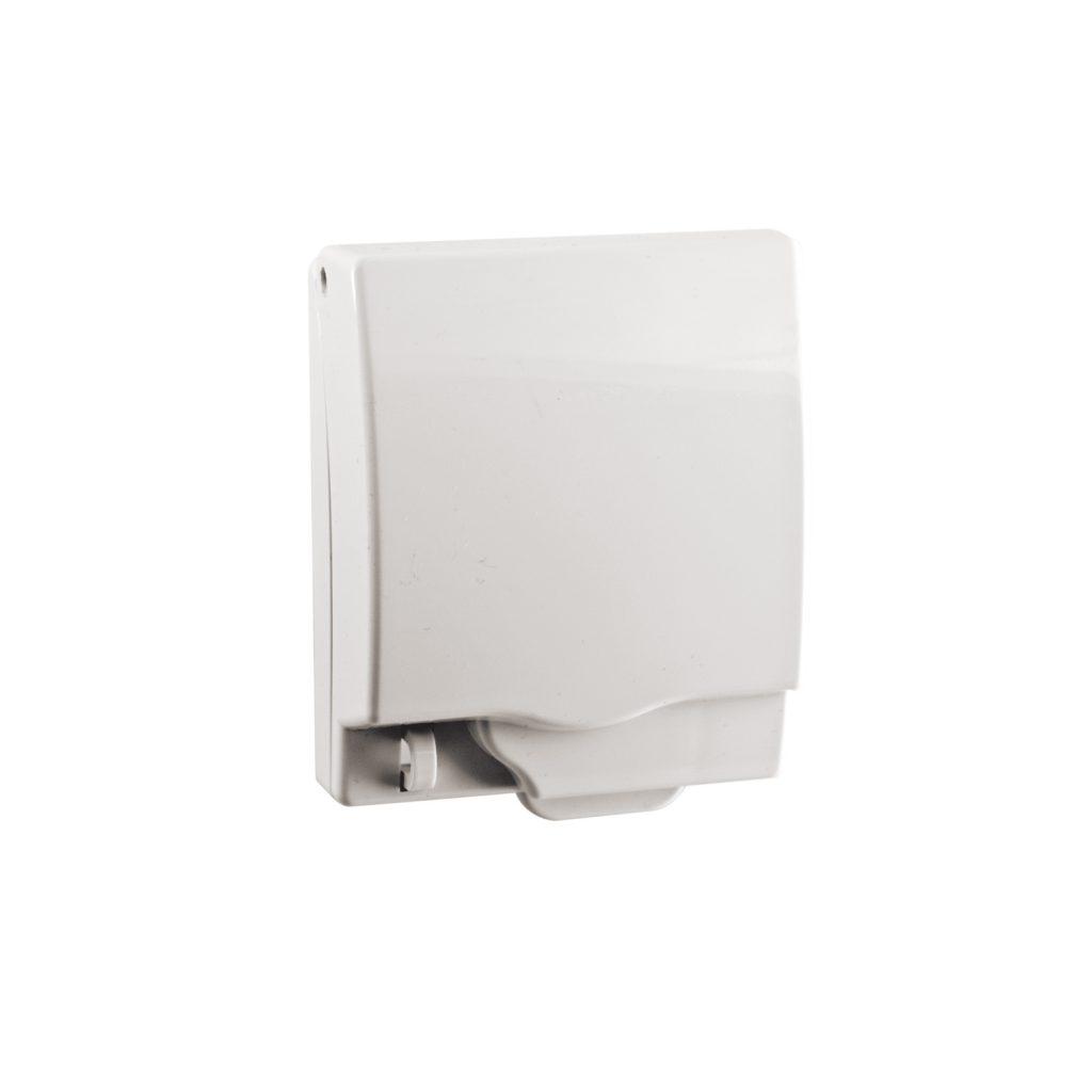 Kavacha Cover Plate Waterproof (Putih Susu)