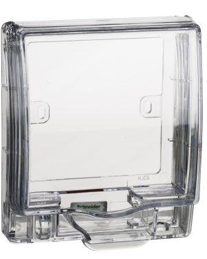 Kavacha Cover Plate Waterproof (Transparan)