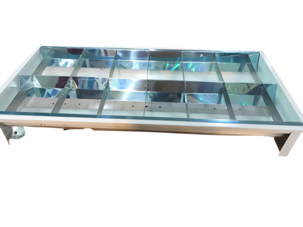 Kap Lampu RMI 2×18 Type Mirror