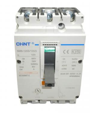 MCCB NM8-125S CHINT