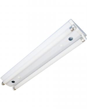 Kap Lampu V-Shape 2×36